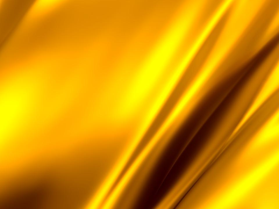 Gold, Waving, Abstract, Background, Design, Color