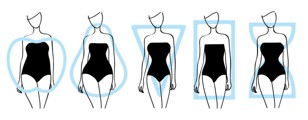 Dressing Guides for All Women's Body Types