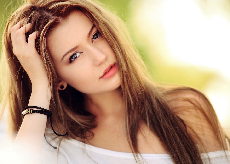 Mujer Chica Belleza - Foto gratis en Pixabay